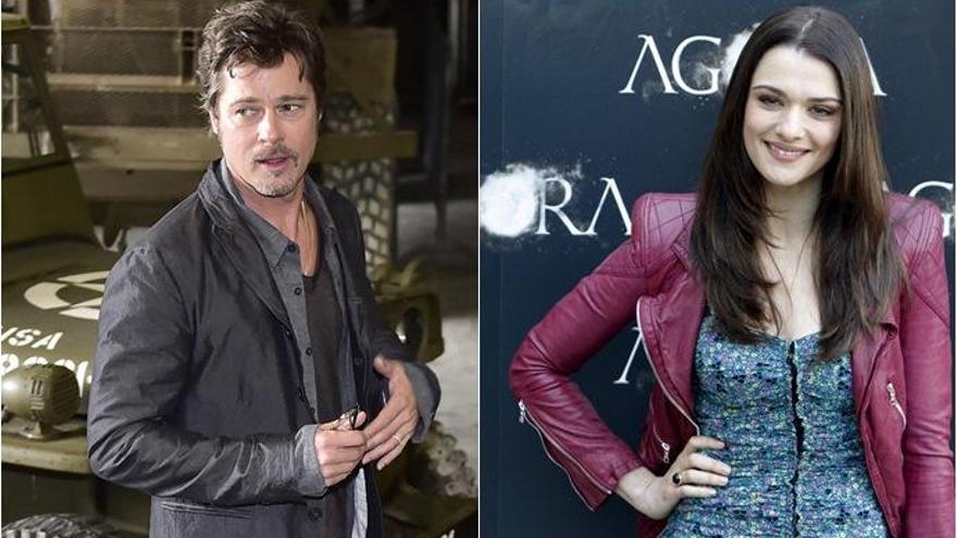 Brad Pitt y Rachel Weisz, cerca de protagonizar 'Kingsman'