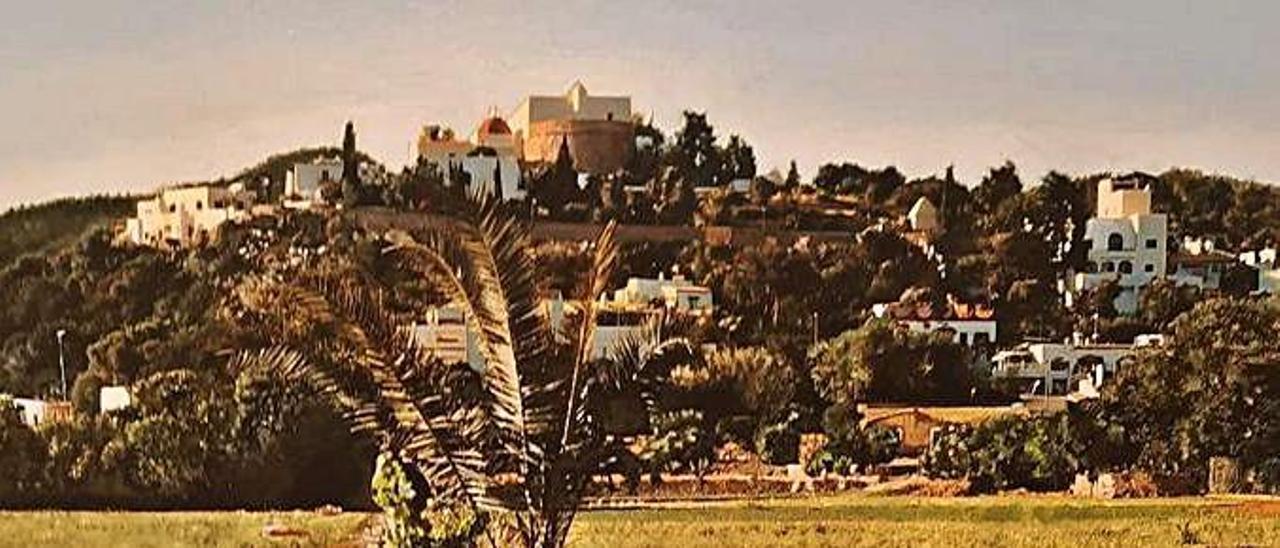 La Ibiza hiperrealista de Fernando Gascón