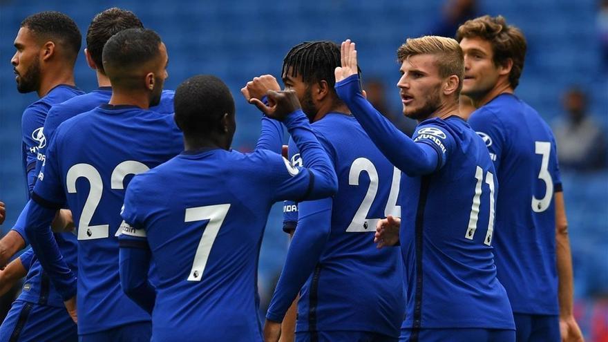 El Chelsea aún va de rico