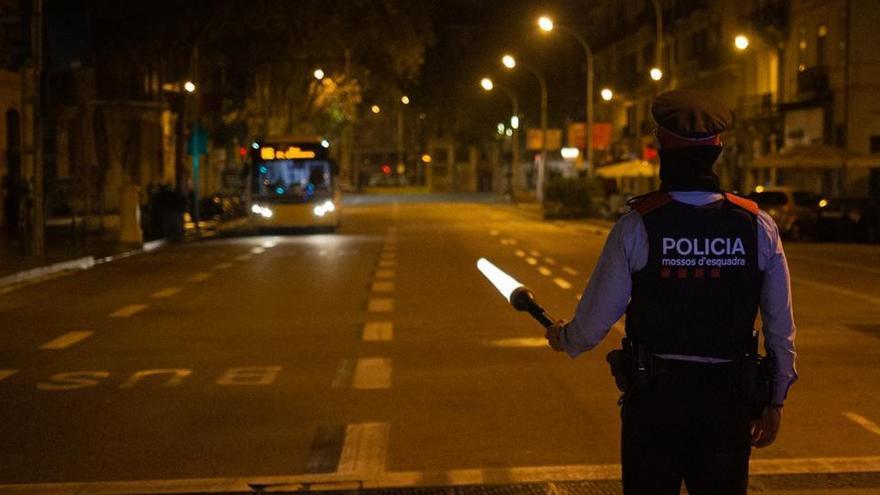 Detenido un hombre acusado de dos agresiones sexuales en Barcelona