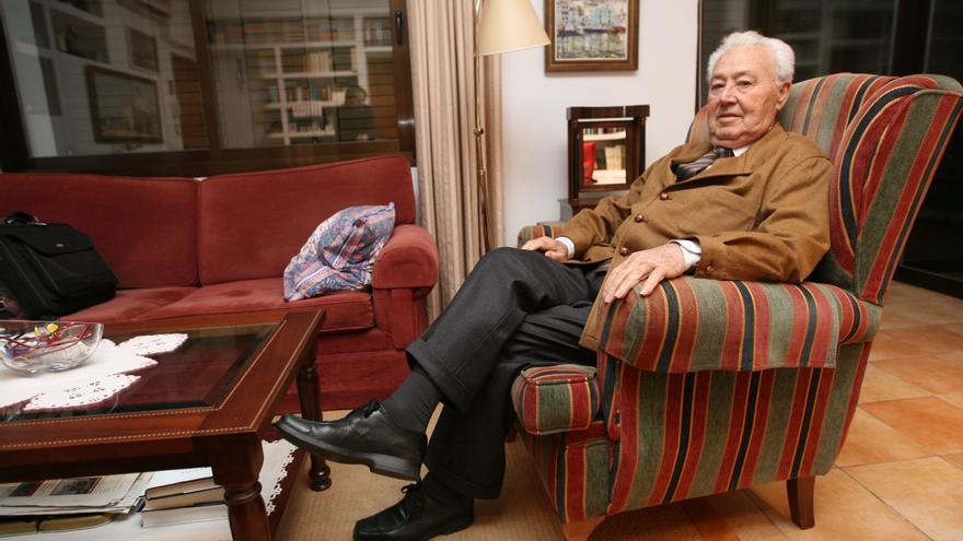 Fallece Bernardo Cardona tras una vida dedicada al Derecho en Ibiza