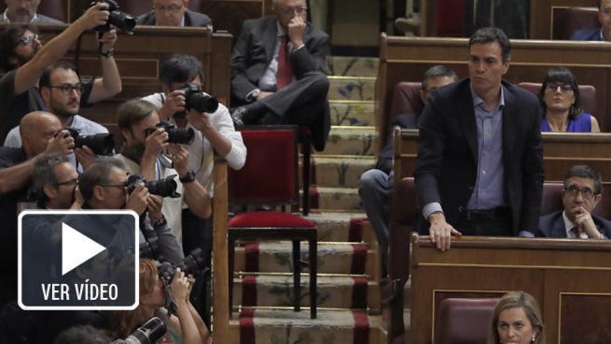 El PSOE, pendiente de la decisión de Sánchez