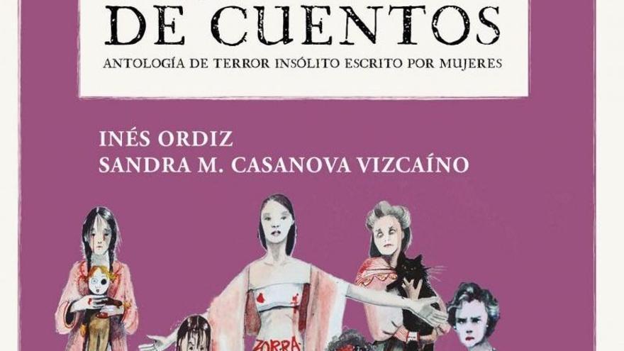 """Escritoras de España y América definen el terror de las mujeres en """"Aquelarre de cuentos"""""""
