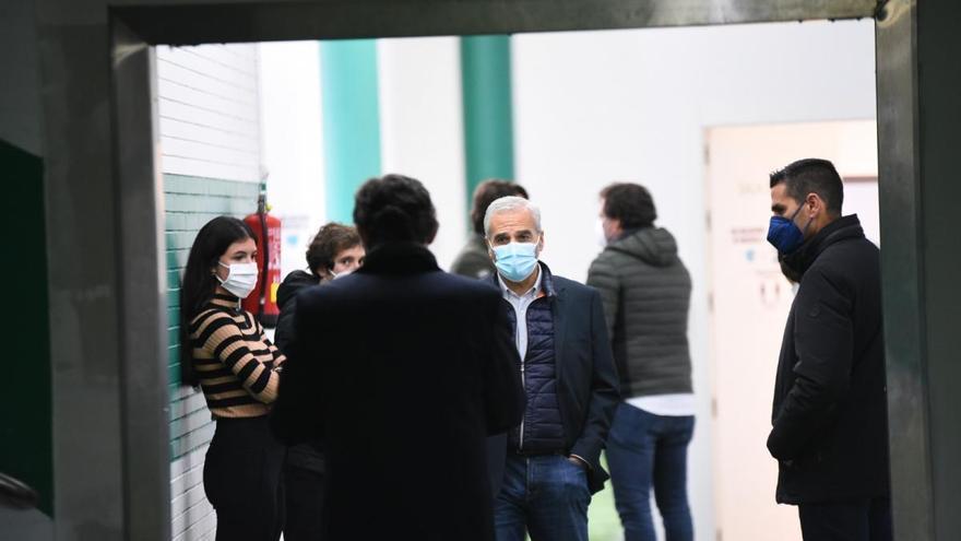 """Valenzuela, asesor deportivo del Córdoba CF, """"más que satisfecho"""" con los fichajes invernales"""