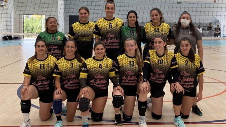 El senior femenino del Real CF jugará la fase de ascenso a 1ª autonómica