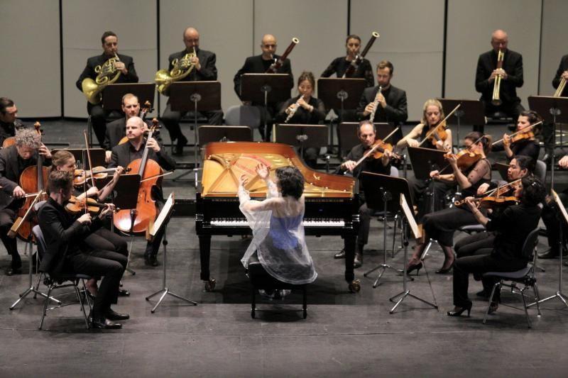 Concierto del Festival Internacional de Música de Canarias Concierto de la Mahler Chamber Orchestra  | 11/01/2020 | Fotógrafo: Delia Padrón