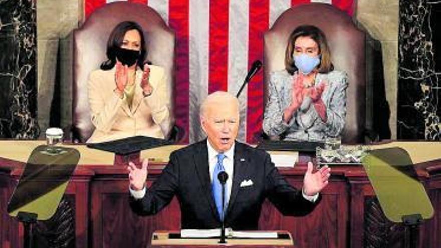Biden proposa l'expansió més gran de l'estat del benestar en dècades