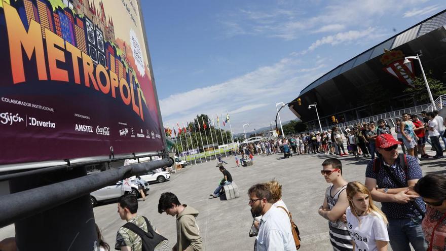 Metropoli anuncia los conciertos de Amaral, Hombres G, MClan y El Cigala en la plaza de toros para este verano