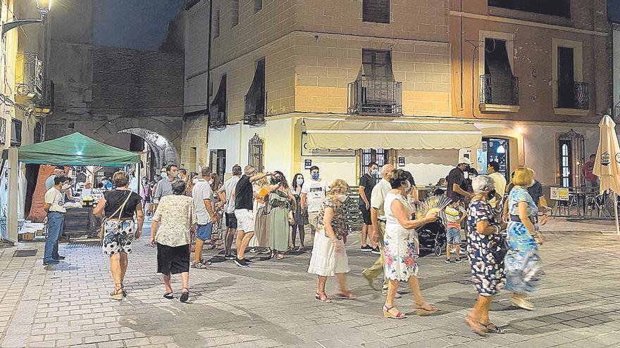 El turismo se muestra fiel a Coria