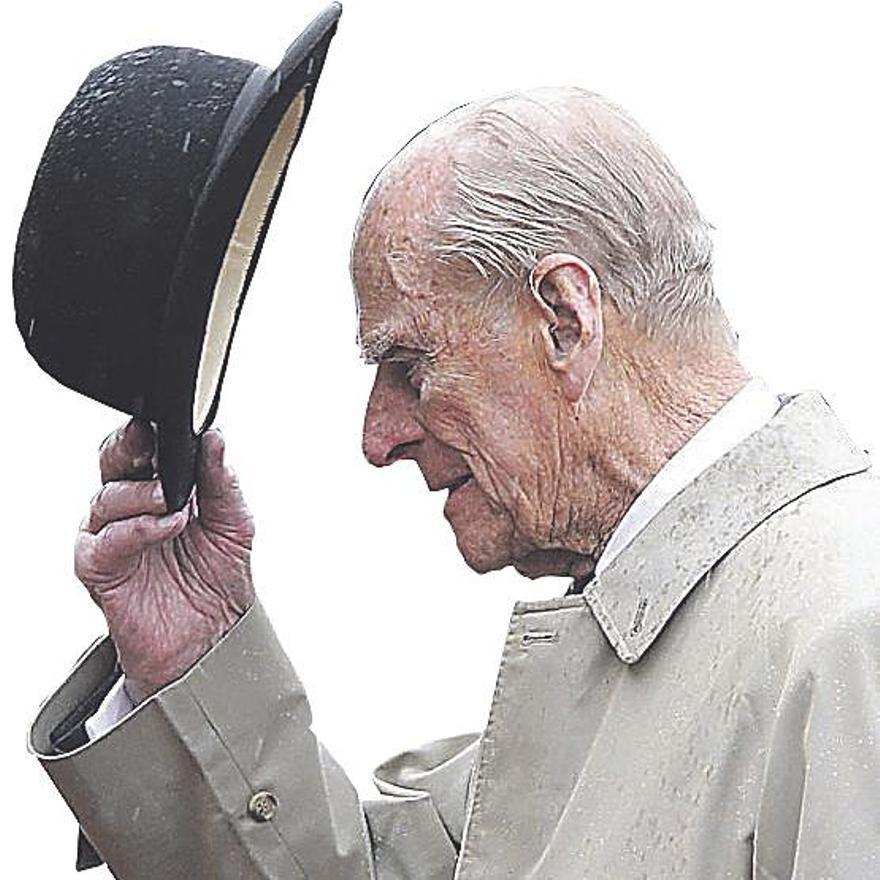 Fallece el duque de Edimburgo, esposo de la reina Isabel II