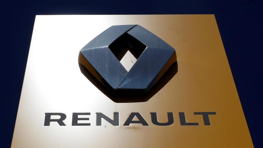 La facturación de Renault cae un 26,8% hasta septiembre