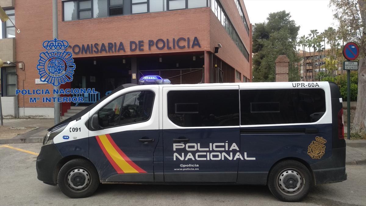 Cuatro detenidos por intentar robar en una casa y tratar de huir por los tejados en Murcia
