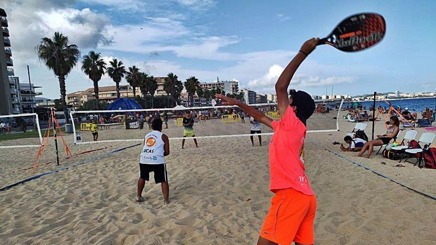 Cala Llonga, escenario del Campeonato de Ibiza y Formentera todo el fin de semana