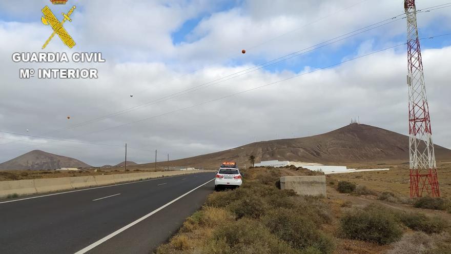 Condenado un motorista a dos años de cárcel por circular a 235 kilómetros por hora en Lanzarote