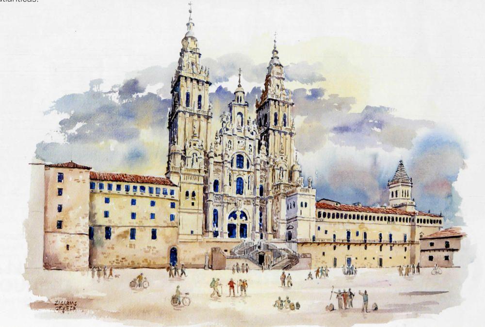 La peregrinación interminable de Zacarías Cerezo