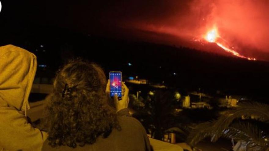 Càritas Girona fa una campanya de solidaritat per ajudar els damnificats de La Palma