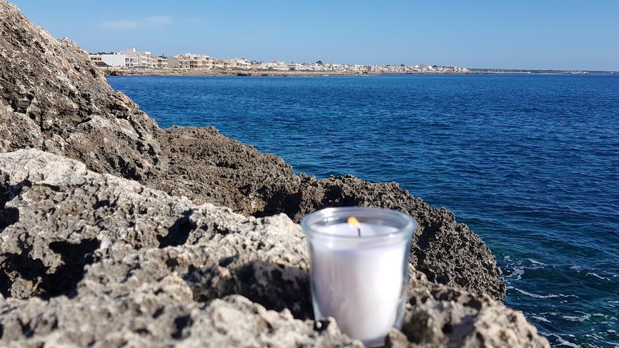 Los internautas de Mallorca encienden un fuego virtual por los derechos humanos
