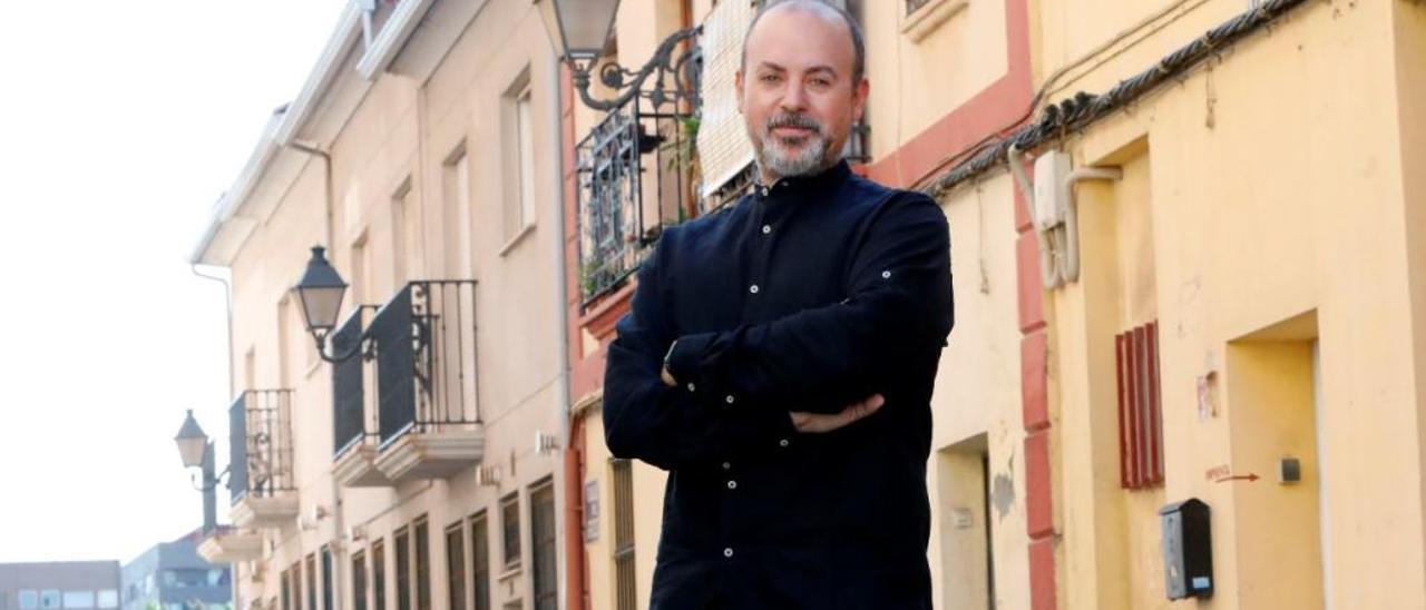 """Xavi Calvo: """"València necesita un Consell del Disseny, pero ha de estar en la alcaldía"""""""