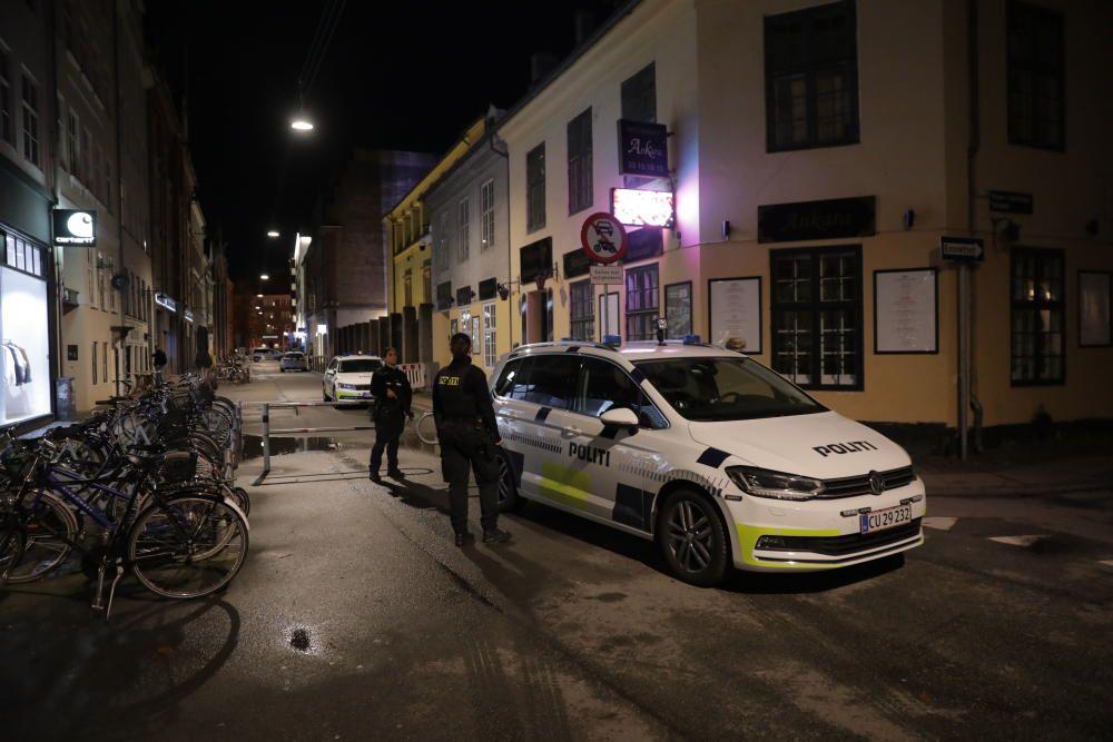 Ataque terrorista con varios tiroteos en Viena