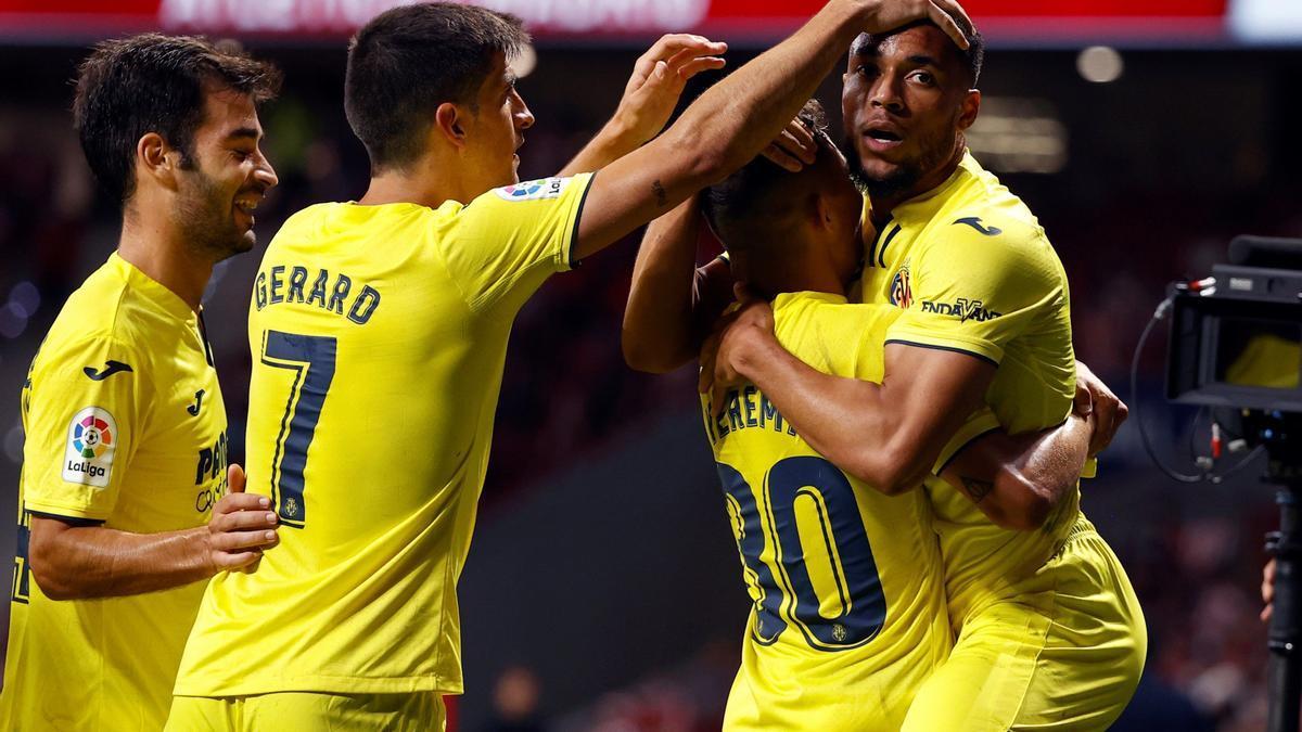 El Villarreal CF debuta hoy en la Champions ante el Atalanta.