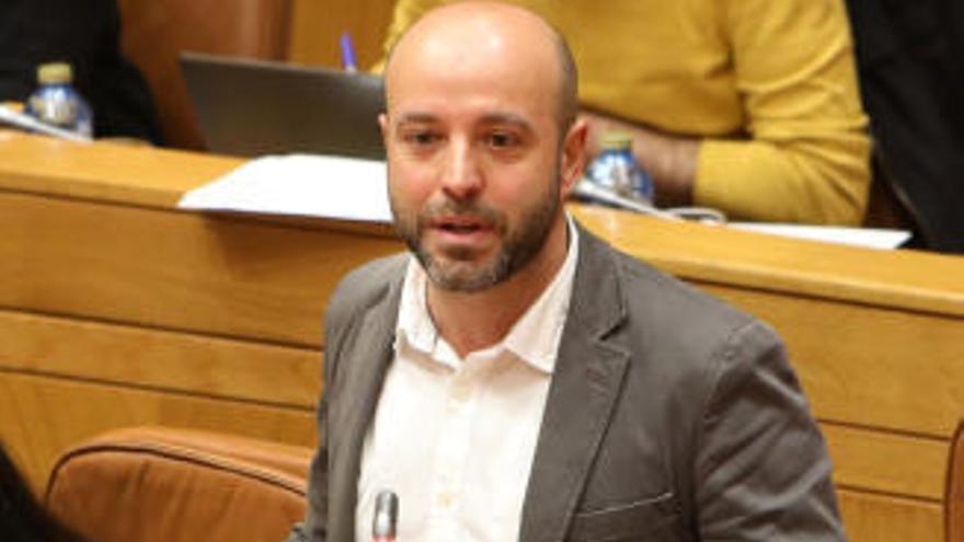 "Villares acusa a Feijóo de responsabilizar a Madrid ""de todo"""