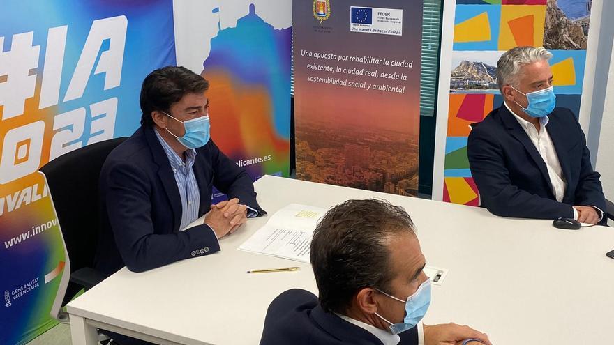 Premio al Ayuntamiento de Alicante por la gestión del teletrabajo