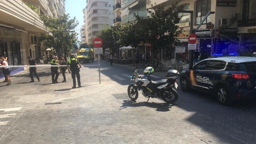 Almenys 9 ferits en un atropellament múltiple a Marbella