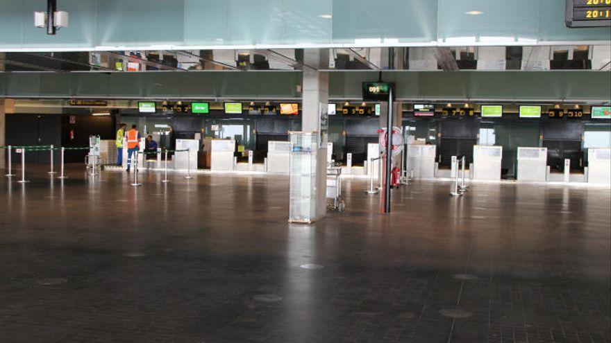 El Aeropuerto de La Palma instalará nuevos equipos de detección de explosivos