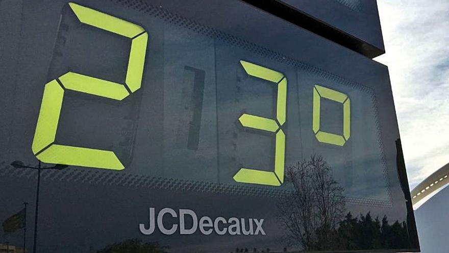 Baleares, una de las regiones donde menos ha subido la temperatura desde 1961