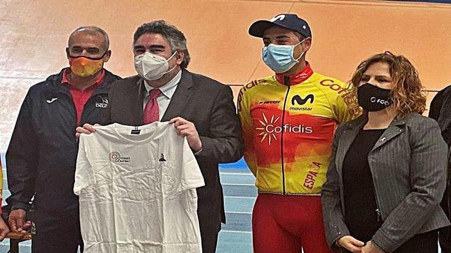 El Ministro de Deportes visita los CEAR de València