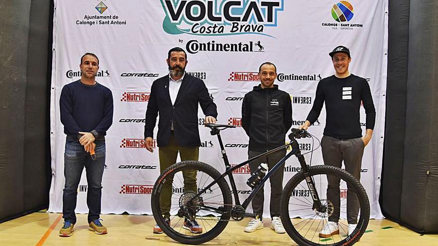 Ciclisme La VolCAT comptarà amb 600 corredors