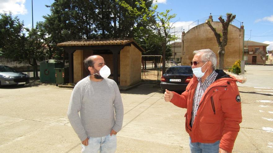 Tapioles reformará la Plaza Mayor e instalará una potabilizadora de agua
