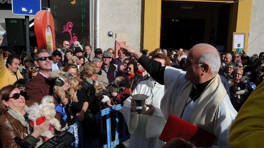 San Antón presume de sus tradiciones