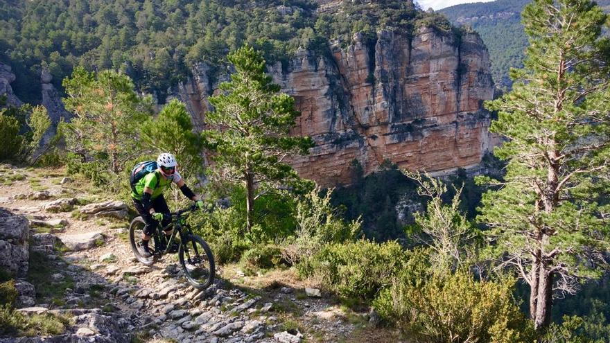 Conselleria no cede ante la presión de los ciclistas para circular por las sendas de Castellón
