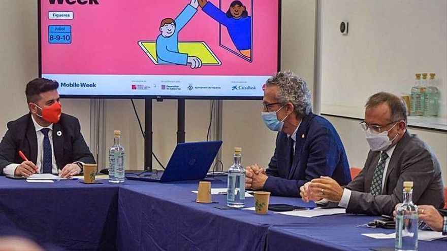 Figueres espera repetir  la subseu de la Mobile Week per consolidar-la