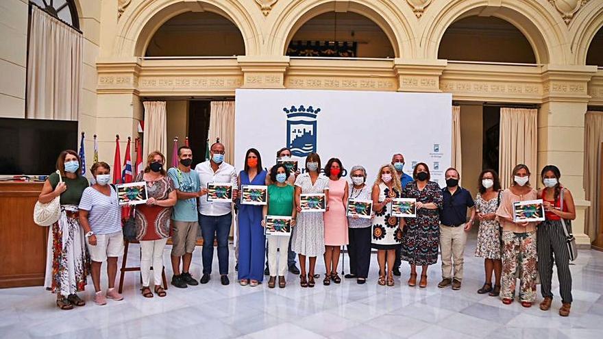 Málaga se suma a la celebración del día del Cooperante