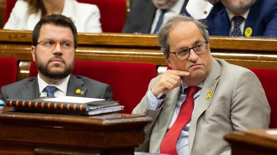 El TSJC rechaza paralizar cautelarmente tres 'embajadas' de la Generalitat