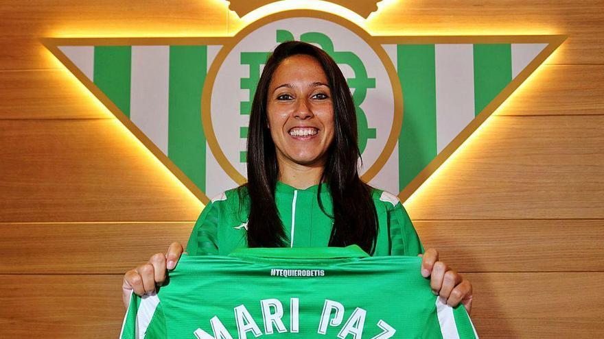 Mari Paz se va al Real Betis