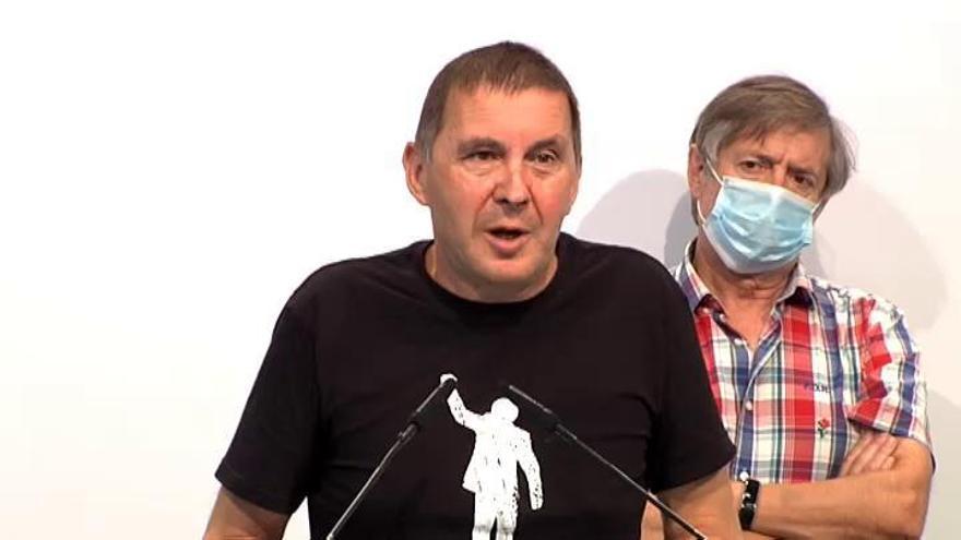 """Otegi: """"La operación que nos llevó a la cárcel fue una operación de Estado sin base jurídica"""""""