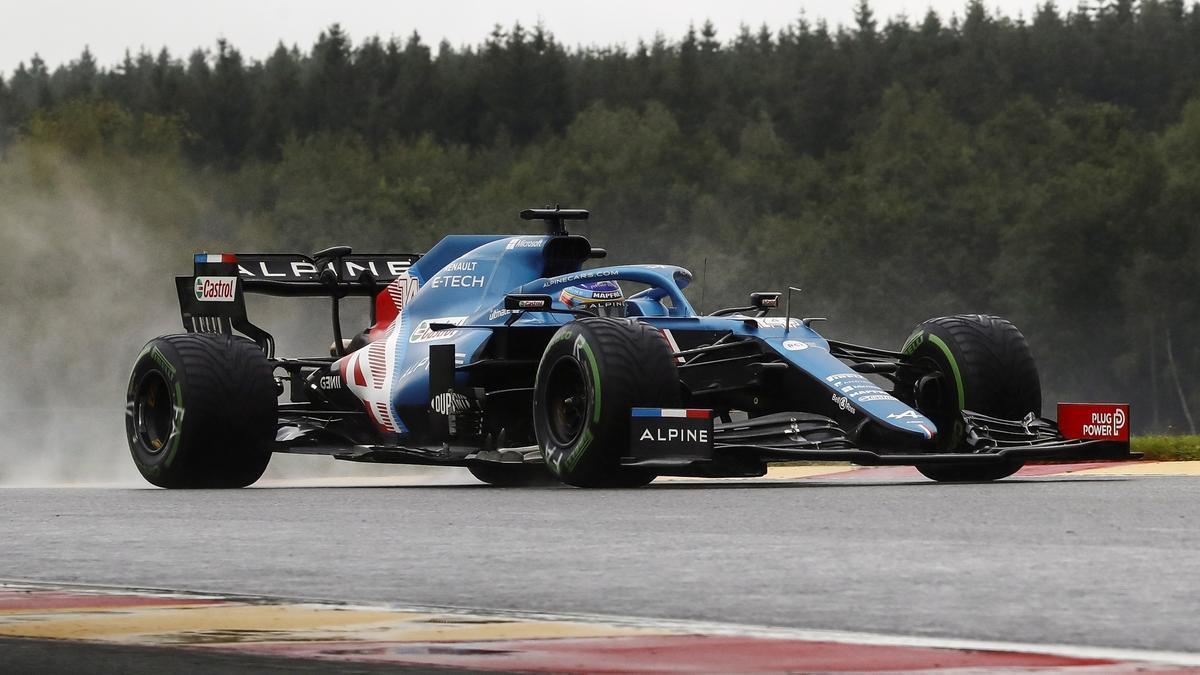 Pole d'infart per a Verstappen a Spa