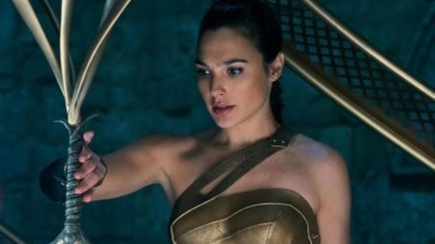 'Wonder Woman': De deesses i homes