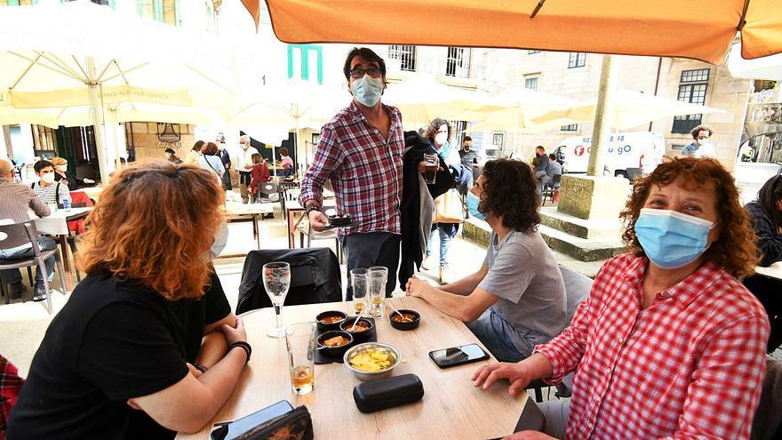 La hostelería inicia la Semana Santa con un pico de demanda y reservas para las vacaciones