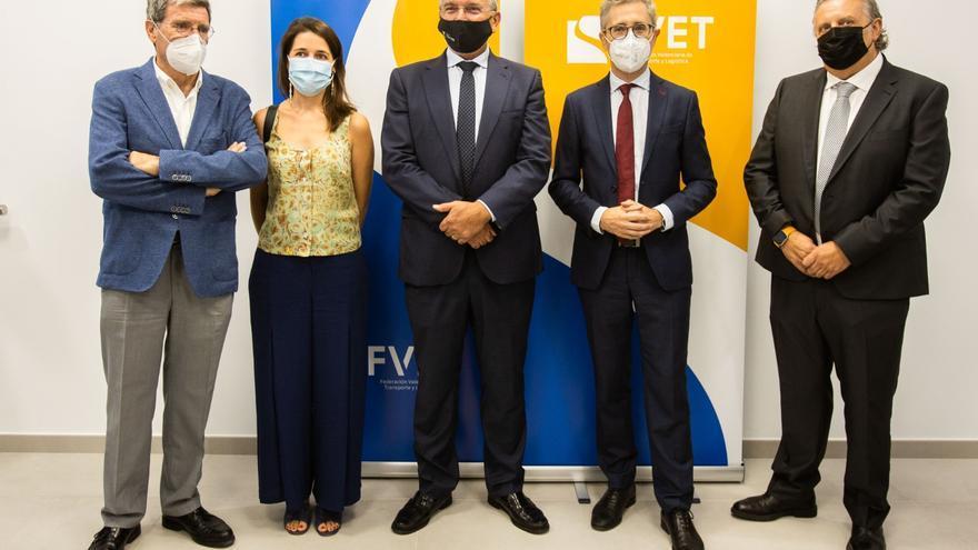 FVET inaugura su nuevo centro de formación para los transportistas valencianos