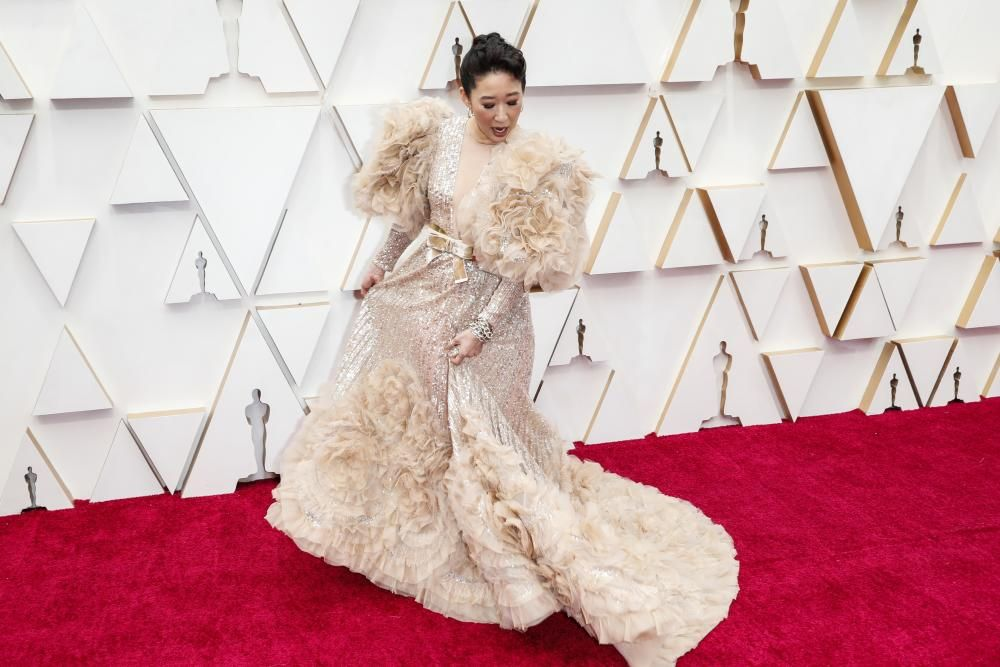 Arrivals at 2020 Oscars