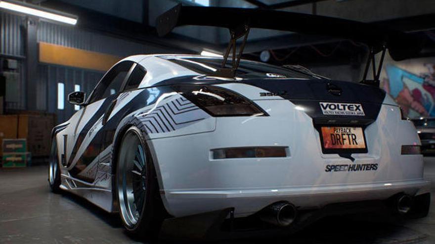 'Need For Speed Payback', a la venda el 10 de novembre