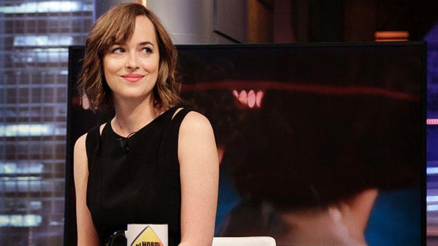 """Dakota Johnson: """"Mis padres no han visto '50 sombras de Grey'"""""""