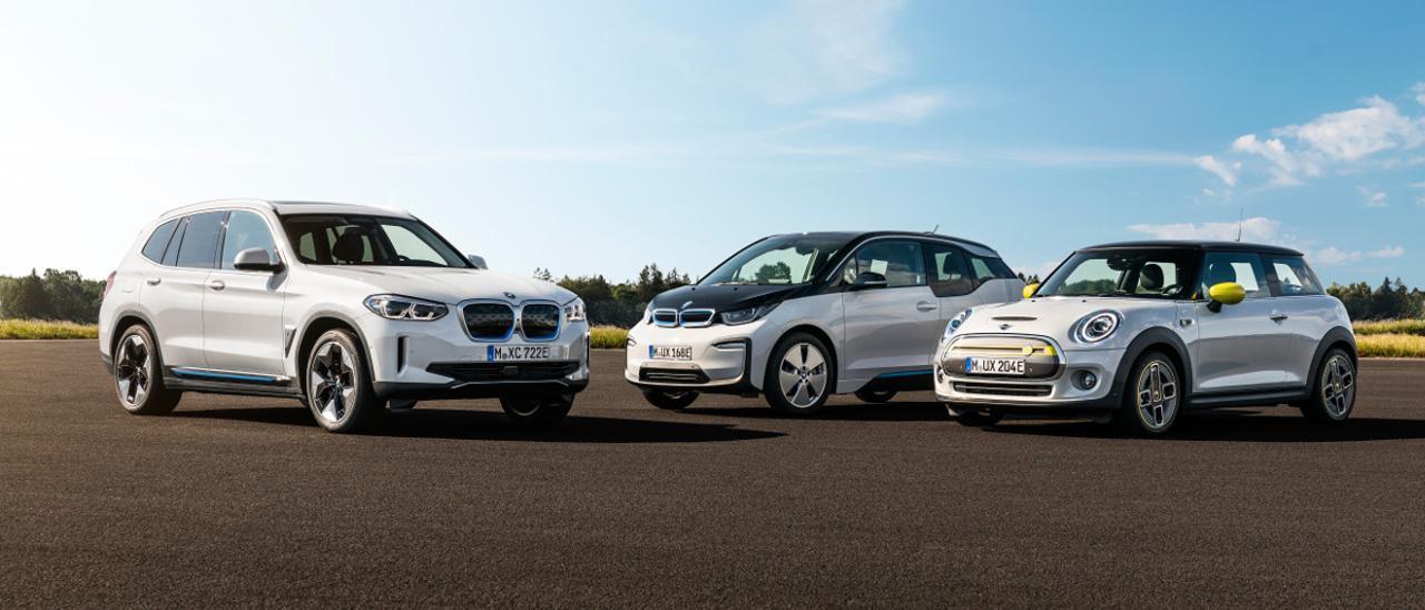 Grupo BMW: Electrificación de alta gama para un futuro más sostenible