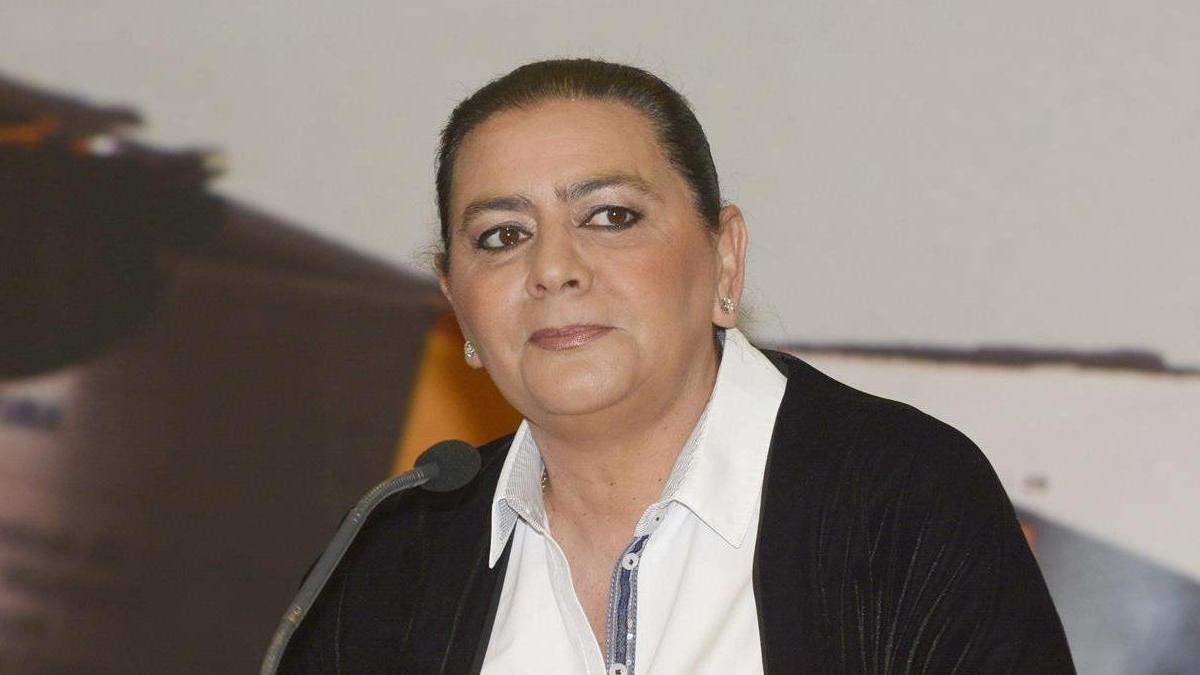 María del Monte en una imagen de archivo.