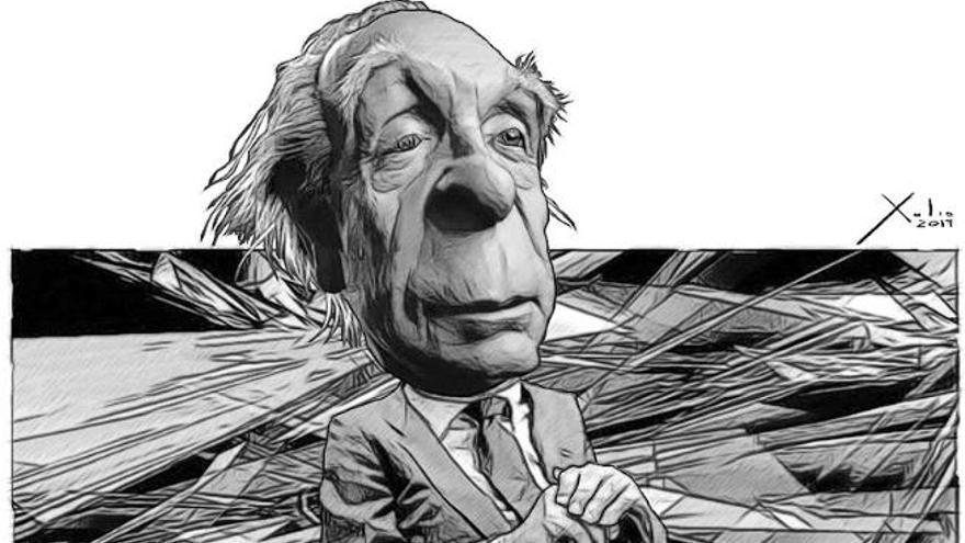 Un verano con Borges
