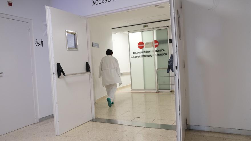 Doce días sin ningún ingreso por covid-19 en el Hospital de Elda